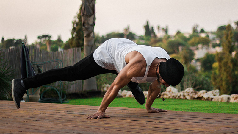 Outrageous Yoga Poses for Two Tips